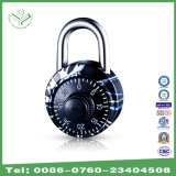 48mm Aluminum Anodizing Combination Lock (1501)