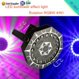 High Quality RGBW 4in1 Sunflower LED Stage Bar Lighting