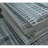 Q235 steel bar floor grating