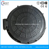 C250 Made in China Round Composite Sewer Manhole Cover