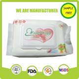 Spunlace Nonwocen Fabric Natural Care Baby Wipes China Supplier