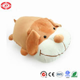 Soft Plush Stuffed Animal Cute Big Head Dog Gift Cushion