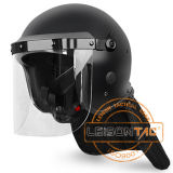 Riot Helmet (Matte) of PC/ABS Material