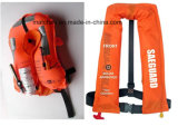 Double Air Chamber Automatic Inflatable Life Jacket
