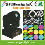 Hot Sell 30W Mini Beam Moving Head LED Effect Lights