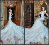 Mermaid Bridal Gowns Mermaid Sleeves Custom Made Tony Wedding Dress Gv20178
