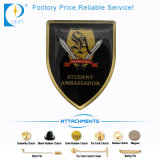 Promotion Iron Printing Cheap Magnet Badge