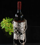 Silver Plated Wine Rack (WY27241D-1)