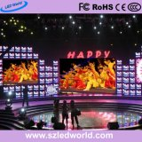 Curved Indoor/Outdoor Display Screen Rental LED Video Wall Panel