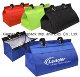 Promotional Polyester Insulated Lunch Tote Bag for Cooler