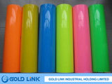 Self Adhesive Fluorescent Color Paper (FR4201-(R, G, Y))