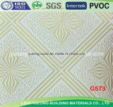 Decoration PVC Gypsum Ceiling Tile
