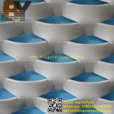 PVC Coated Aluminum Expanded Sheet