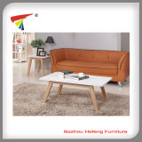 Hot Selling Small Style Wood Coffee Table (CT287)