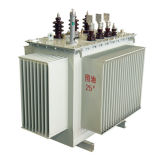 10kv 630va Three Phase Oil Type Transformer