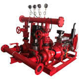 Asenware Fire Fighting Water Pump System Jockey Fire Pump