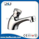 Single Handle Time-Delay Brass Basin Mixer