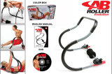 as Seeen on TV Ab Roller Evolution Fitness Exercise Equipment