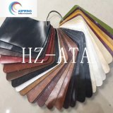 1.2mm Cross PVC Artificial Leather Fabric for Sofa