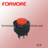 16mm Momentary Normally Open Spst Push Button Switch