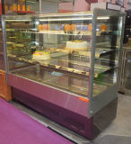 Good Quality Commercial Ce LED Light Commercial Display Cake Refrigerator Showcase