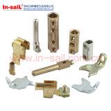Customized Sheet Metal Punching Stamping Zinc Plated China Manufacturer