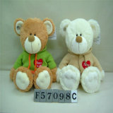 St2002 Cute Stuffed Teddy Bear with LED