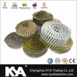 All Sizes Wooden Pallet Wire Collated Coil Nails