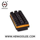 L140 Polishing Abrasive for Black Flexible Resin Bond Abrasive