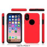Best Quality Anti-Droptpu+PC Phone Cover Case for iPhone X