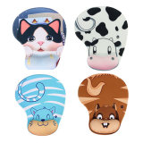 Practical Lovely Animal Skid Resistance Memory Foam Comfort Wrist Rest Support Mouse Pad Mice Pad Gaming Mousepad