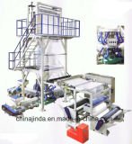 Rotary Head PE Film Blowing Machine Set
