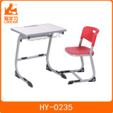 L. Doctor Brand Wood and Plastic School Furniture Student Chairs and Tables