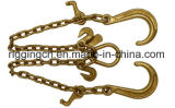 Tow Chain with J Hook and Grab Hammer