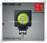10W LED Work Light LED Driving Light for SUV Jeep