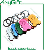 Metal Keyring with Customized Size and Logo 53
