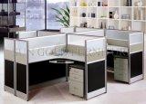 New Design 2016 Modern Wooden Office Partition Office Desktop (SZ-WS308)