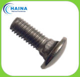 Zinc Plated Round Head Square Neck Carriage Bolt DIN603