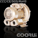 0.8kw 1.2HP 3phase Vortex Ring Blower in Swimming Pool