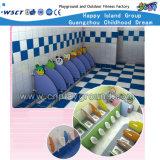 High Quality Plastic Kindergarten Toilet Bulkhead (HB-07501)