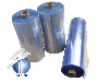 Soft Transparent Blue PVC Film for Packing!
