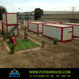 Living 20ft Container House for Mining Camp (PTJ-8*20A)