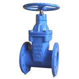 BS5163 Flanged Resilient Gate Valve, Non Rising Stem