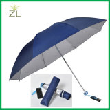 Folding Umbrella Cheap Promotion Umbrella with Logo Printing