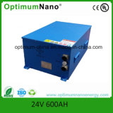 High Capacity Rechargeable 24V 600ah UPS Lithium Ion Battery
