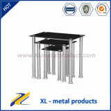 Smart Tempered Glass Nesting Coffee Table/End Coffee Table