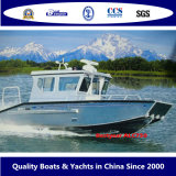 Water Jets Aluminum Boat Lct Landing Craft Tank/Barge