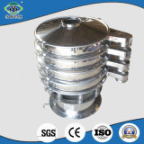 Vibrating Sifter for Sifting Soybean Rice Wheat Dried Fish Premix Flour