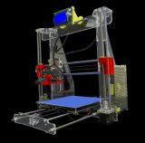 with Free Filament Reprap Prusa I3 DIY Personal 3D Printer