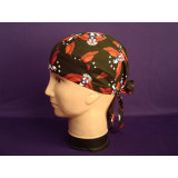 OEM Design Cotton Head Bandana Hat